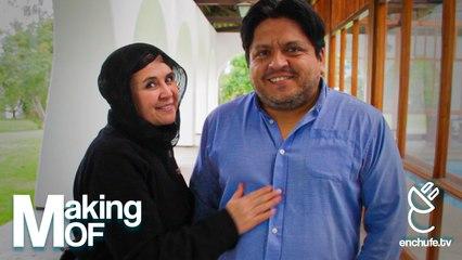 Making Of: Embarazo Antes y Ahora