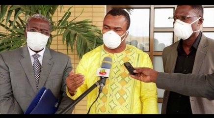 Togo : le ministre Majesté Ihou Wateba lynché sur les réseaux sociaux
