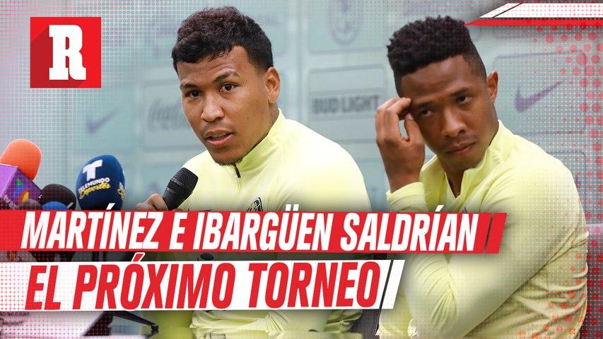América buscará salida de Roger Martínez y Andrés Ibargüen para el próximo torneo