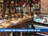 A la Une : 50 000€ pour les commerces fermés / Skiez masqués ! / Dans le fromage depuis 48 ans / - Le JT - TL7, Télévision loire 7