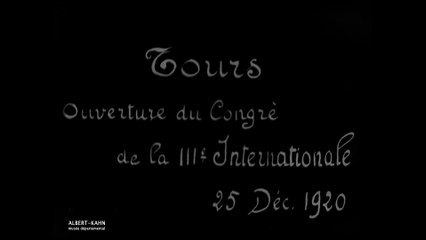 Congrès national de la Section française de l'Internationale ouvrière, Tours