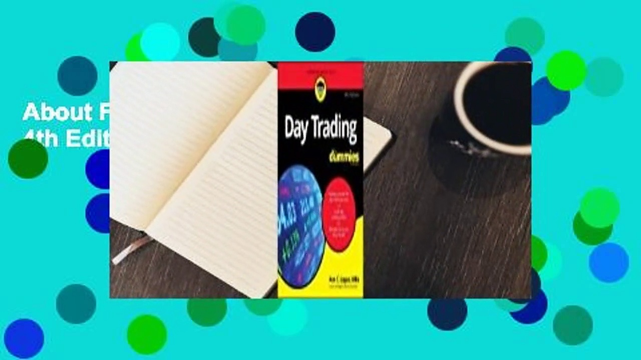 About For Books  Day Trading For Dummies, 4th Edition  Review