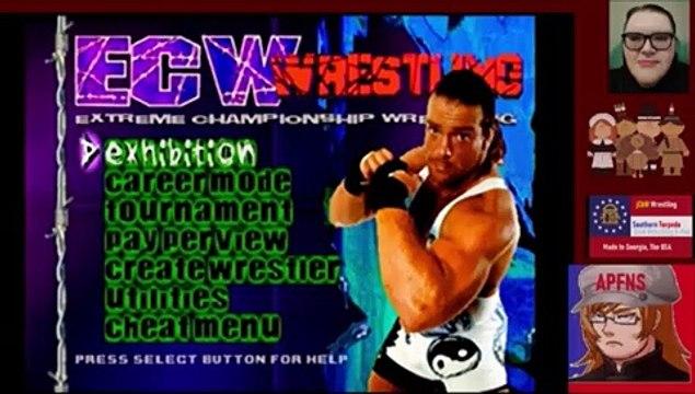 Se7 EP 116 JCBW CAW Wrestling SeVen__x264