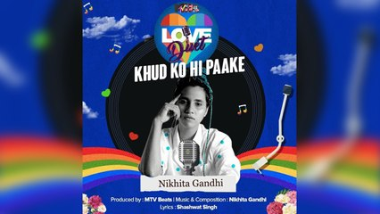 Khud Ko Hi Paake | Nikhita Gandhi | Ivanka Das | Virtual Planet