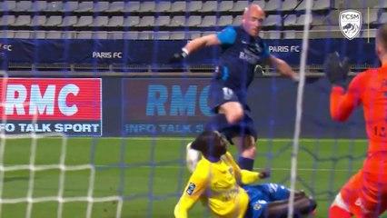 Le résumé de Paris FC-FCSM (0-0)