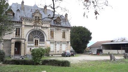 Reportage - Le château Dodo se refait une beauté - Reportage - TéléGrenoble