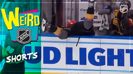 Weird NHL Shorts: Pt. 28 | What happens in Vegas...