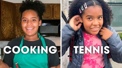 Top Chef Junior Finalist Rahanna's Daily Routine and Chef's Style