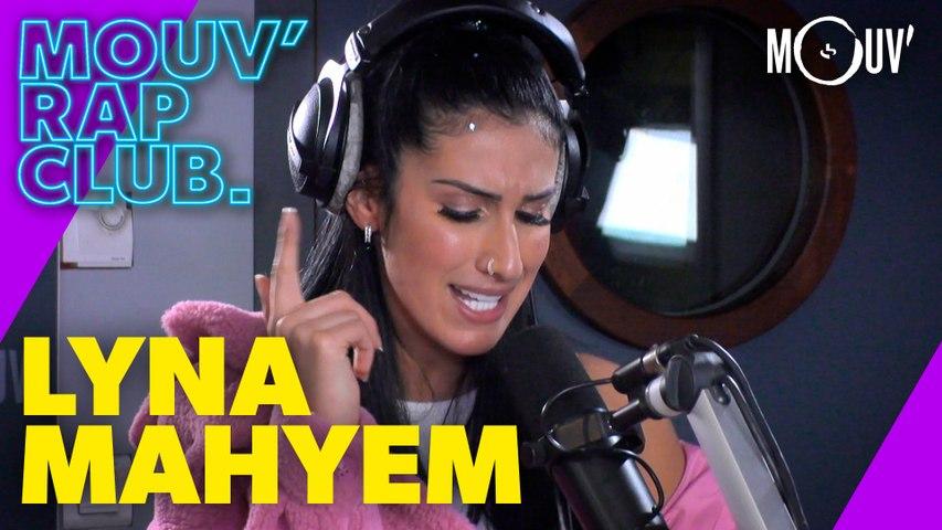 """LYNA MAHYEM : """"Aujourd'hui je suis maître de mon projet, avant ce n'était pas le cas"""""""