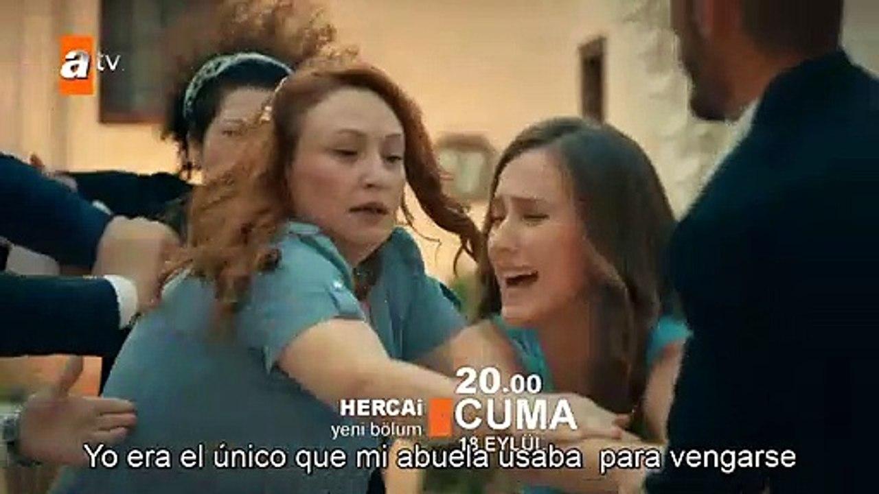 Hercai Tercera Temporada Capitulo 1 Subtitulado En Español Fragmento Novela Turca 01 20 Video Dailymotion