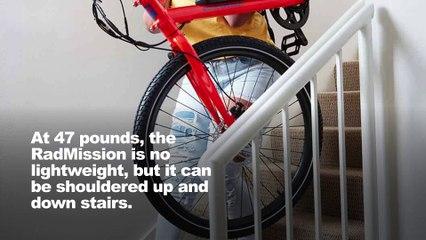 Rad Power Bikes RadMission 1 Review