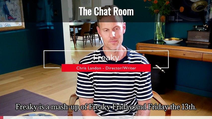 Freaky:   Chris Landon - Director-Writer (Captioned)