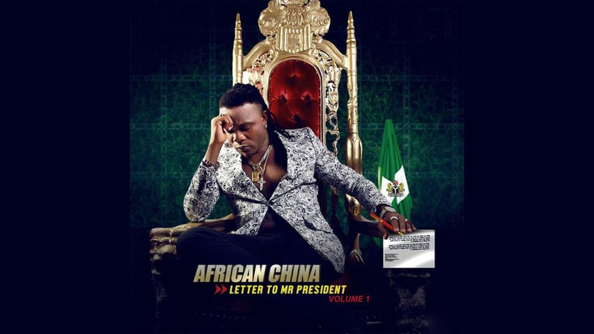 Africa China - Letter To Mr President