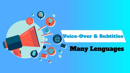 Voice Over and Subtitling Services: LAIN Voices