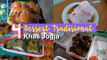 Berburu Dessert Tradisional Jogja yang Legendaris