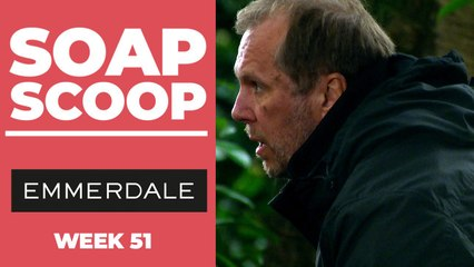 Emmerdale Soap Scoop! Will and Harriet make a shocking plan