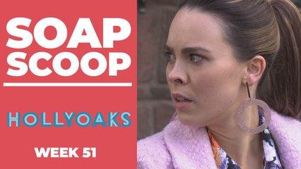 Hollyoaks Soap Scoop! Liberty's troubles escalate