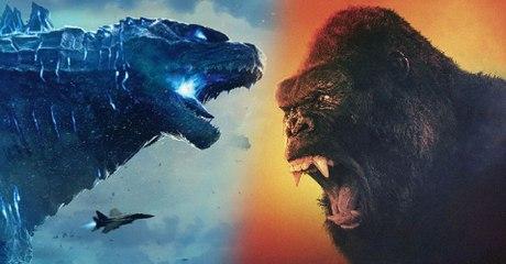 Phim Godzilla vs Kong (2021)