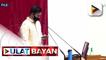 Sen. Pacquiao, bagong acting pres. ng PDP-Laban; House Speaker Velasco, bagong exec. VP ng PDP-Laban; Sen. Pacquiao, tututukan ang paglaban sa korapsyon