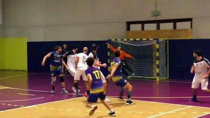 Pallamano A2: Parma-Carpi 16-35, highlights e intervista