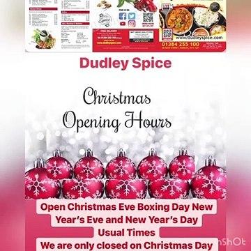 Dudley Spice Xmas 2020