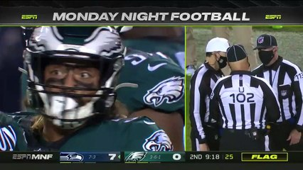 NFL 2020 Seattle Seahawks vs Philadelphia Eagles Full Game Week 12
