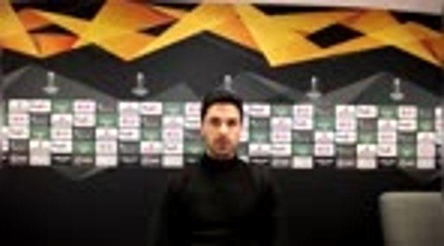 """Groupe B - Arteta : """"Faisons le même genre de match contre Tottenham"""""""