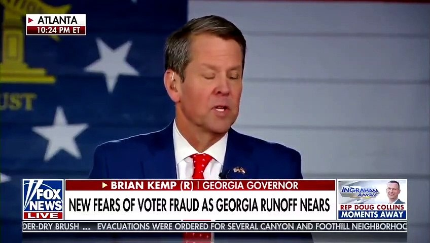 Governor Brian Kemp is calling for a signature audit
