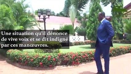 ANICET GEORGES DOLOGUELE DENONCE LA MANIPULATION DES DEPUTES CENTRAFICAINS PAR LE POUVOIR DE BANGUI