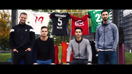 POACHER - Von Fußballern für Fußballer!