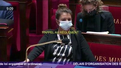Marlène Schiappa : sa réponse au recadrage à l'Assemblée nationale pour son retard (vidéo)