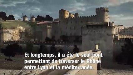 Le Pont Saint-Bénézet, dit Pont d'Avignon