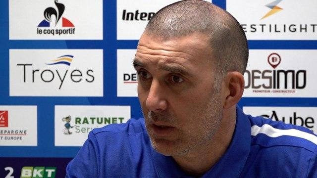 ESTAC-Paris FC L. Batlles : «Continuer à garder une régularité dans les résultats »