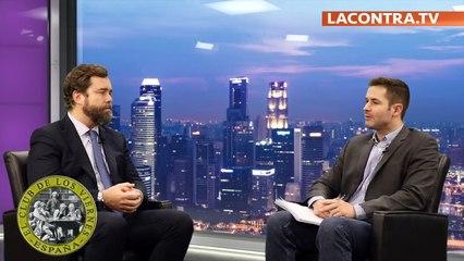 Entrevista a Iván Espinosa de los Monteros