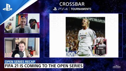 FIFA 21 - Crossbar: Anders Vejrgang, David Beckham and the FIFA 21 Challenge | PS Competition Center