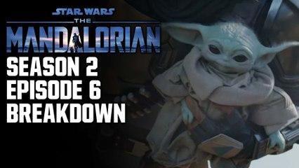 The Mandalorian (Season 2, Episode 6 Breakdown): What The Hell Is Happening?