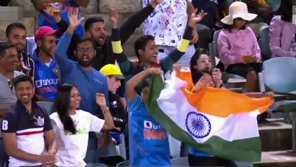 Aus Crying | Jadeja Hits Strong Shots 44* Not Out | INDvAUS 1st T20I 2020