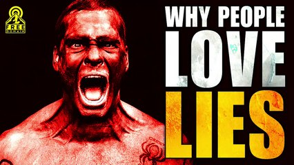 WHY PEOPLE LOVE LIES! Freedomain Solo Show