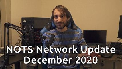 NOTS Network Update - December 2020