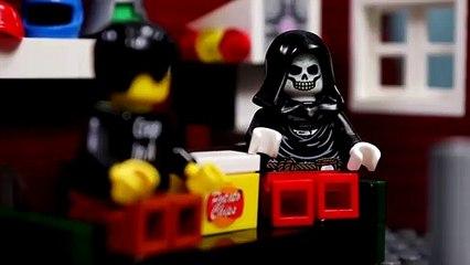RIP David Prowse (Darth Vader) _ Brickology Stop Motion