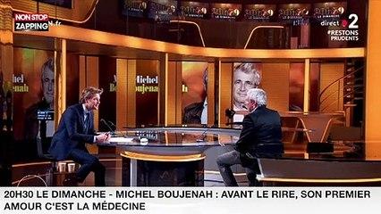 20H30 le dimanche – Michel Boujenah : Avant le rire, son premier amour c'est la médecine (vidéo)
