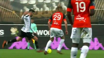 Le résumé de la rencontre Angers SCO - FC Lorient (2-0) 20-21