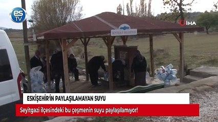 Eskişehir'in paylaşılamayan suyu