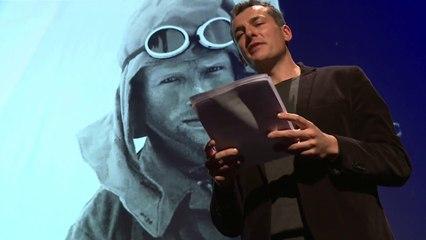 Cédric Gras, lauréat 2020 du Prix Albert Londres  du livre