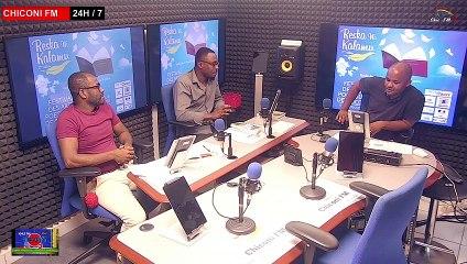 CHICONI FM TV - Avec Dominus et Menzo, parlons de la Littérature.