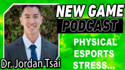 Dr. Jordan Tsai On Professional Gaming Injuries
