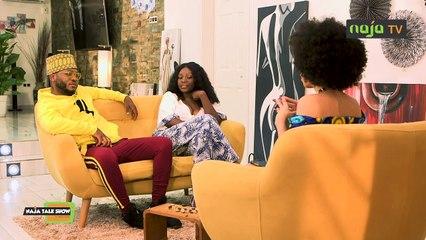 Naja Talk Show, Marylène Owona Je vois ma fille qui se send l'envie d'aider