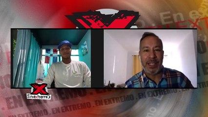 Braian Padilla nos cuenta su viaje al Salvador