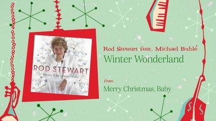 Rod Stewart - Winter Wonderland