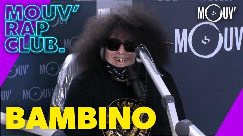 "BAMBINO : ""Je fais tout ça pour ma mère"""